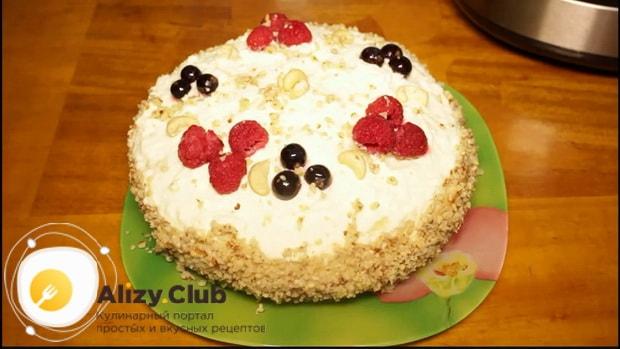 По рецепту для приготовления творожного торта нужно выбрать все ингредиенты.