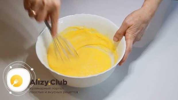 Для приготовления макового кекса подготовьте ингредиенты для теста