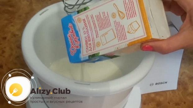 Как приготовить крем для торта из йогурта без желатина