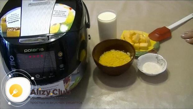 Попробуйте приготовить кукурузную кашу с тыквой в мультиварке, простой рецепт с фото.