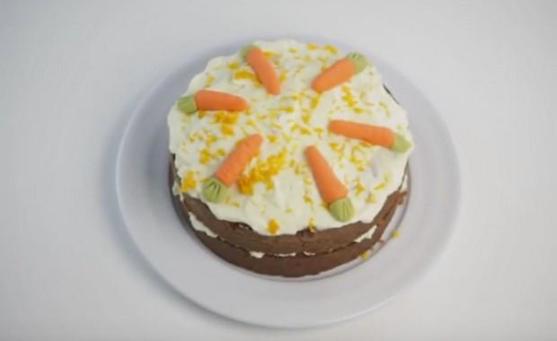 Как приготовить классический морковный пирог по пошаговому рецепту с фото