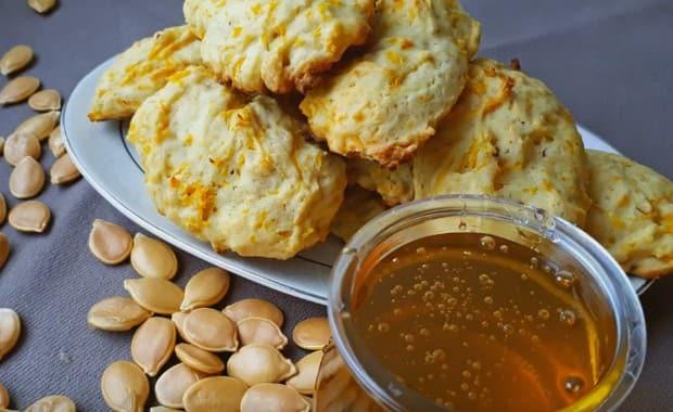 Как быстро и вкусно приготовить печенье из тыквы по пошаговому рецепту с фото