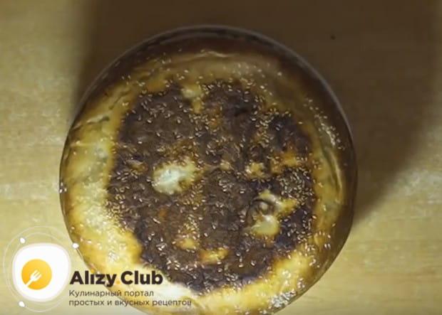 Вкуснейший пирог с картошкой и мясом в мультиварке готов.