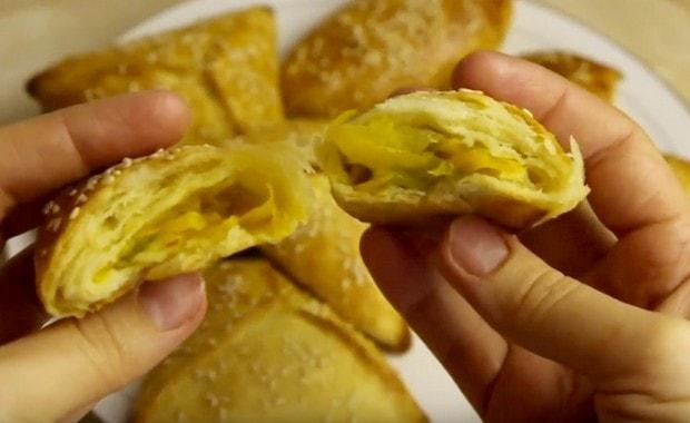 Как быстро и вкусно приготовить пирожки с тыквой по пошаговому рецепту с фото