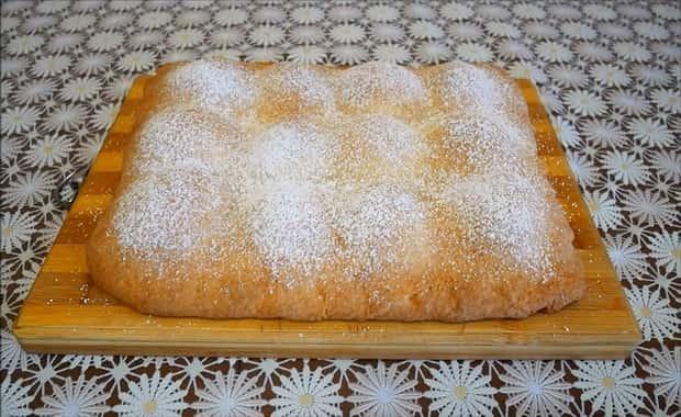 Как приготовить пирог с яблоками и корицей по пошаговому рецепту с фото