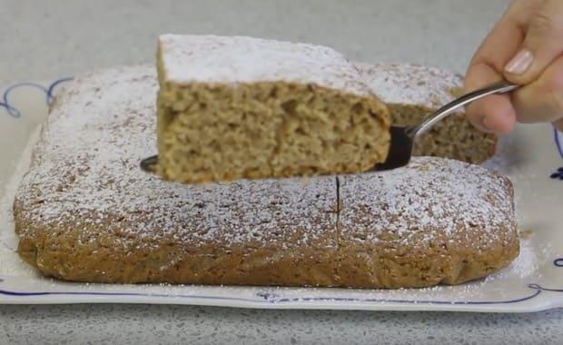 Как приготовить постный пирог с вареньем по пошаговому рецепту с фото