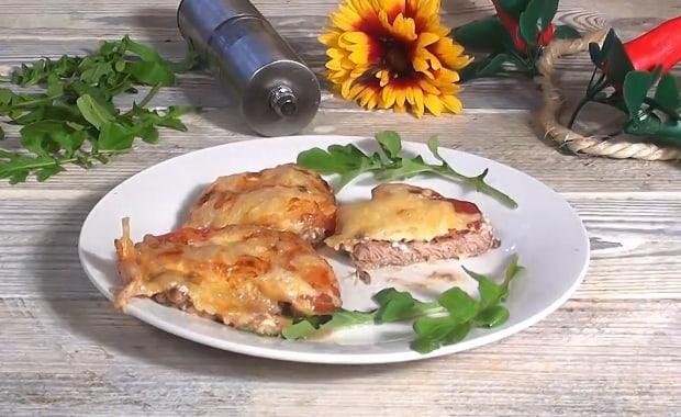 Как приготовить отбивные из говядины в духовке по пошаговому рецепту и фото