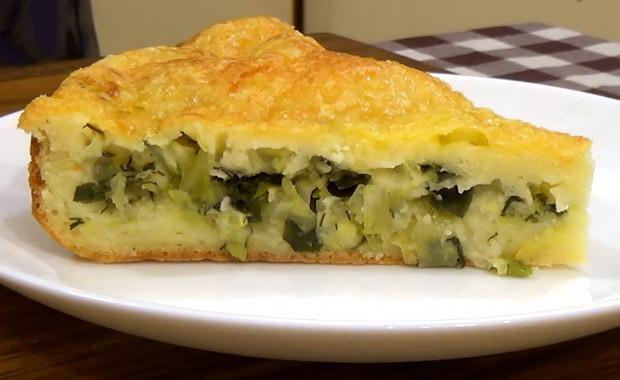 Как приготовить пирог с капустой быстро и просто по пошаговому рецепту и фото