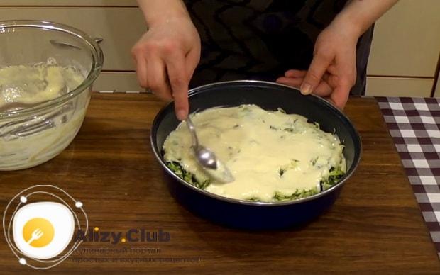 Готовим капустный пирог для ленивых по детальному рецепту