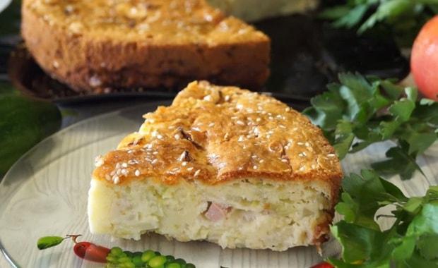 Как приготовить вкусный заливной пирог с капустой по пошаговому рецепту и фото