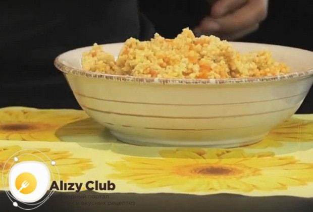 Пшенную кашу с тыквой по этому рецепту можно приготовить и в мультиварке, и в скороварке.