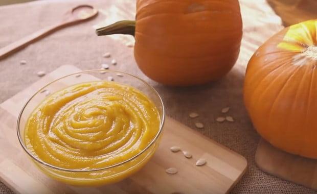 Как быстро и вкусно приготовить пюре из тыквы по пошаговому рецепту с фото