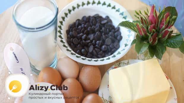 Какие ингредиенты нужны для приготовления торта захер