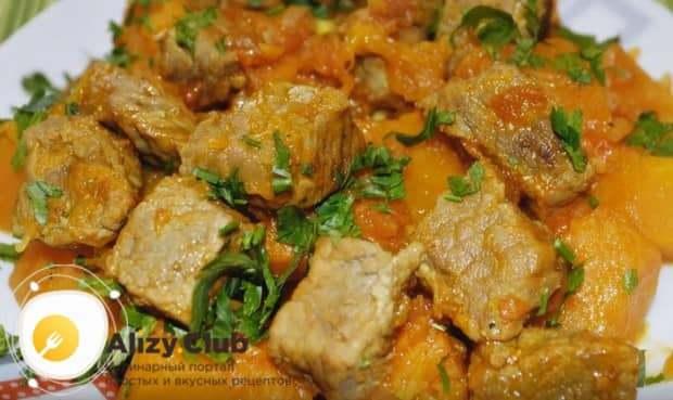 Приготовленный таким способом, этот овощ идеально сочетается с мясными блюдами.