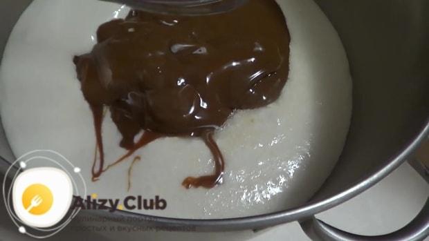сметанно сгущенный крем для торта