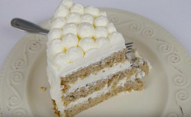 Пошаговый рецепт торта «Колибри» с фото