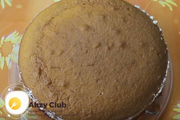 Посмотрите у нас также видео-рецепт торта Зимняя вишня.
