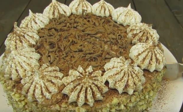 Как сделать домашний трюфельный торт по пошаговому рецепту с фото