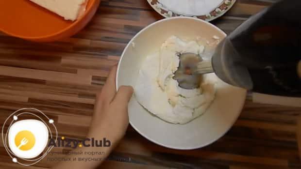 Вкусный творожный крем для торта готовится легко.