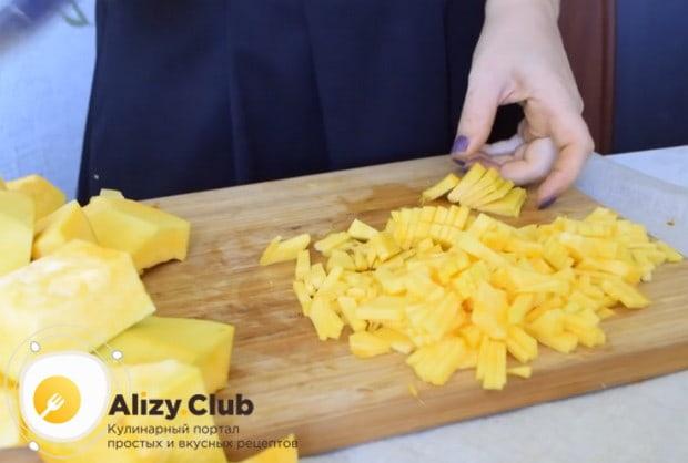 Узнайте также, как сварить варенье из тыквы с апельсином.