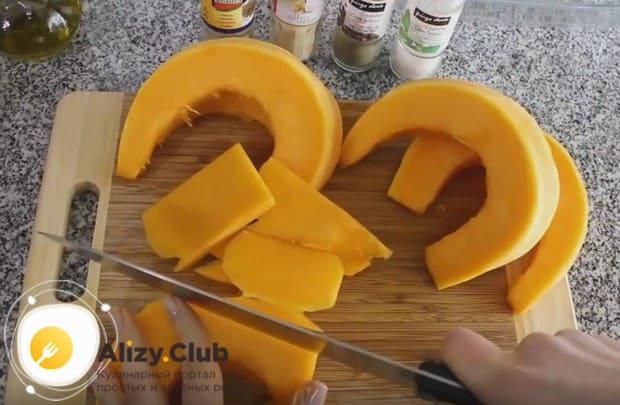 Представляем вашему вниманию рецепты приготовления вкусной жареной тыквы.