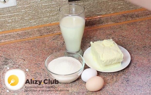 крем для пражского торта рецепт