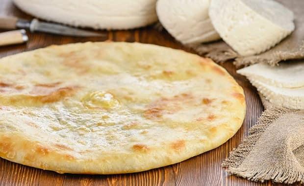 Как приготовить осетинский пирог с сыром по пошаговому рецепту и фото
