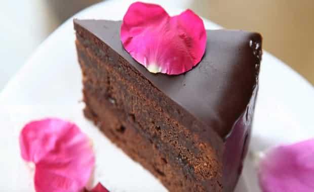 Классический пошаговый рецепт торта Захер с фото