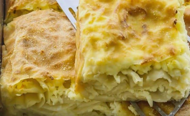 Пошаговый рецепт приготовления ачмы с сыром
