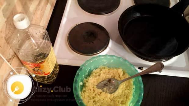 Попробуйте приготовить капустные котлеты в духовке
