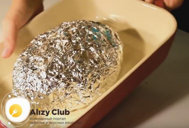 По этому пошаговому рецепту можно готовить и буженину в духовке в рукаве.