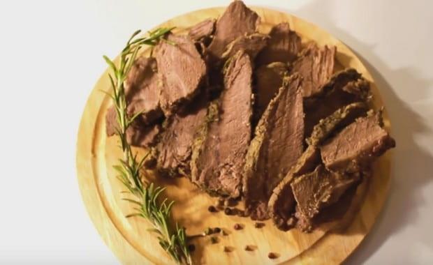 Как приготовить буженину из свинины и говядины в домашних условиях по пошаговому рецепту с фото