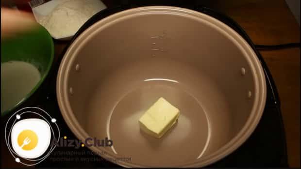 Как готовится быстрая пицца в мультиварке