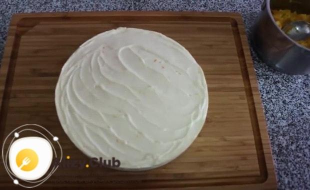 Вынимаем запеканку из духовки