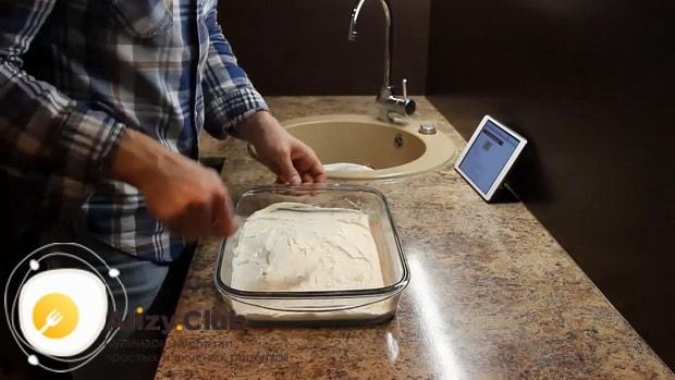 Как готовится диетическая творожная запеканка в духовке, простой рецепт