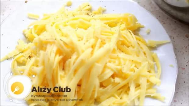 Попробуйте приготовить булочки с сыром