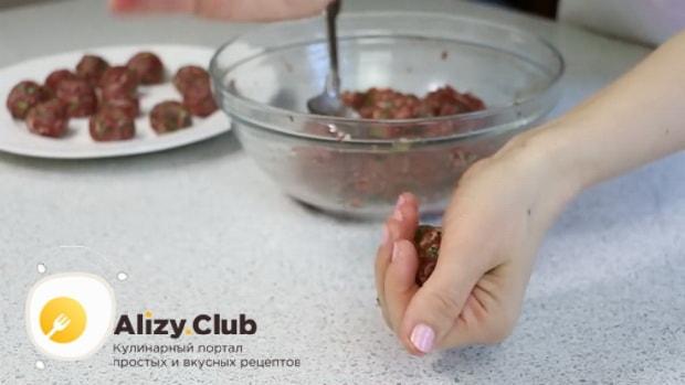 Попробуйте приготовить суп вермишелевый с фрикадельками
