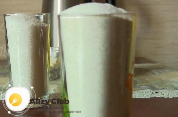 манник на молоке без муки