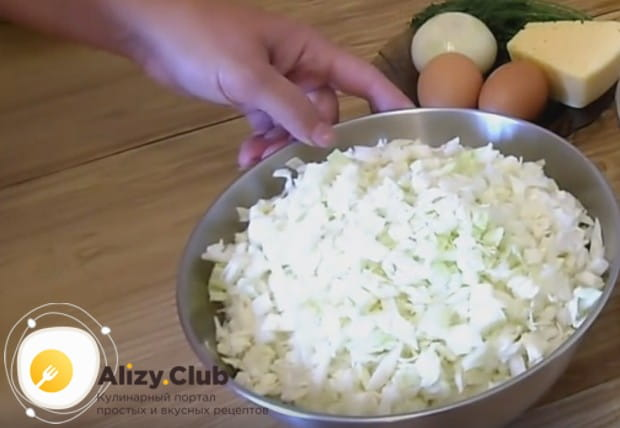 Проще всего готовить запеканку из белокочанной капусты.