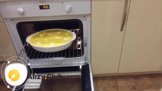 Разогреваем духовку на 180 градусов по Цельсию