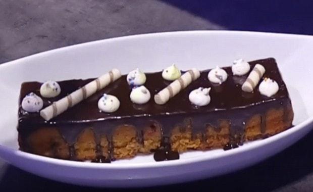 Пошаговый рецепт приготовления кекса с вишней