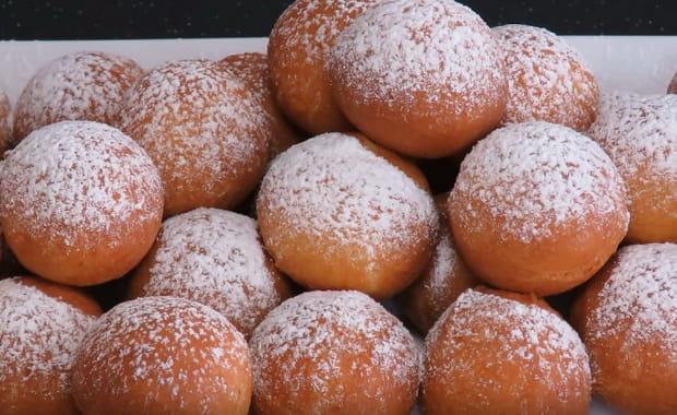 Как приготовить вкусные творожные пончики в домашних условиях по пошаговому рецепту с фото
