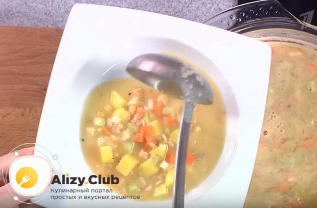 Простой рецепт приготовления горохового супа