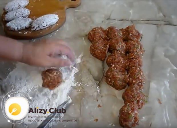 Готовим котлеты из кабачков с мясным фаршем в домашних условиях