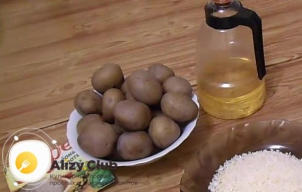 котлеты из картошки рецепт