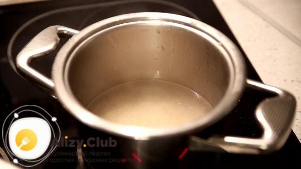 суп рисовый на курином бульоне рецепт