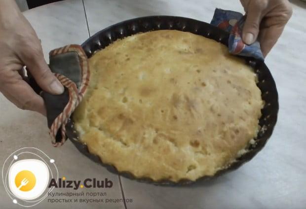 Приготовьте такой замечательный курник с курицей и картошкой по нашему рецепту.