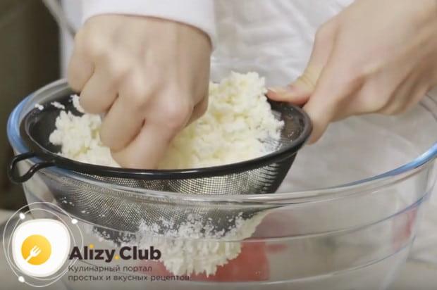 Наш пошаговый рецепт поможет вам приготовить вкусные ленивые вареники с творогом.