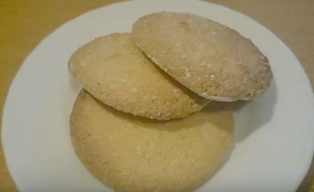 Как приготовить классическое миндальное печенье по пошаговому рецепту с фото