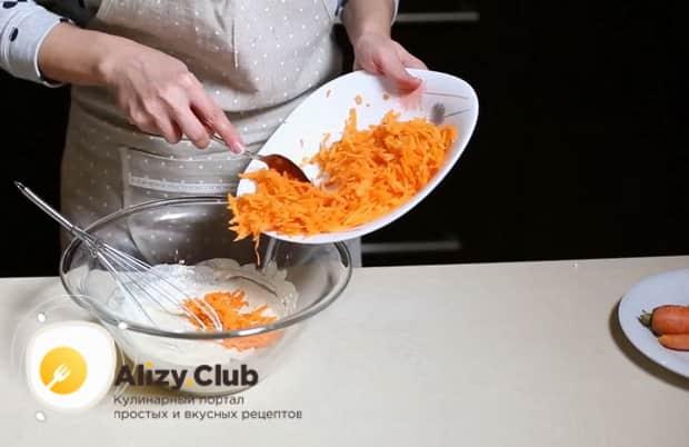 Как готовится морковная запеканка как в детском саду